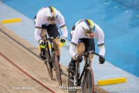 2018-2019 Tissot UCI Track Cycling World Cup II Men's Team Sprint