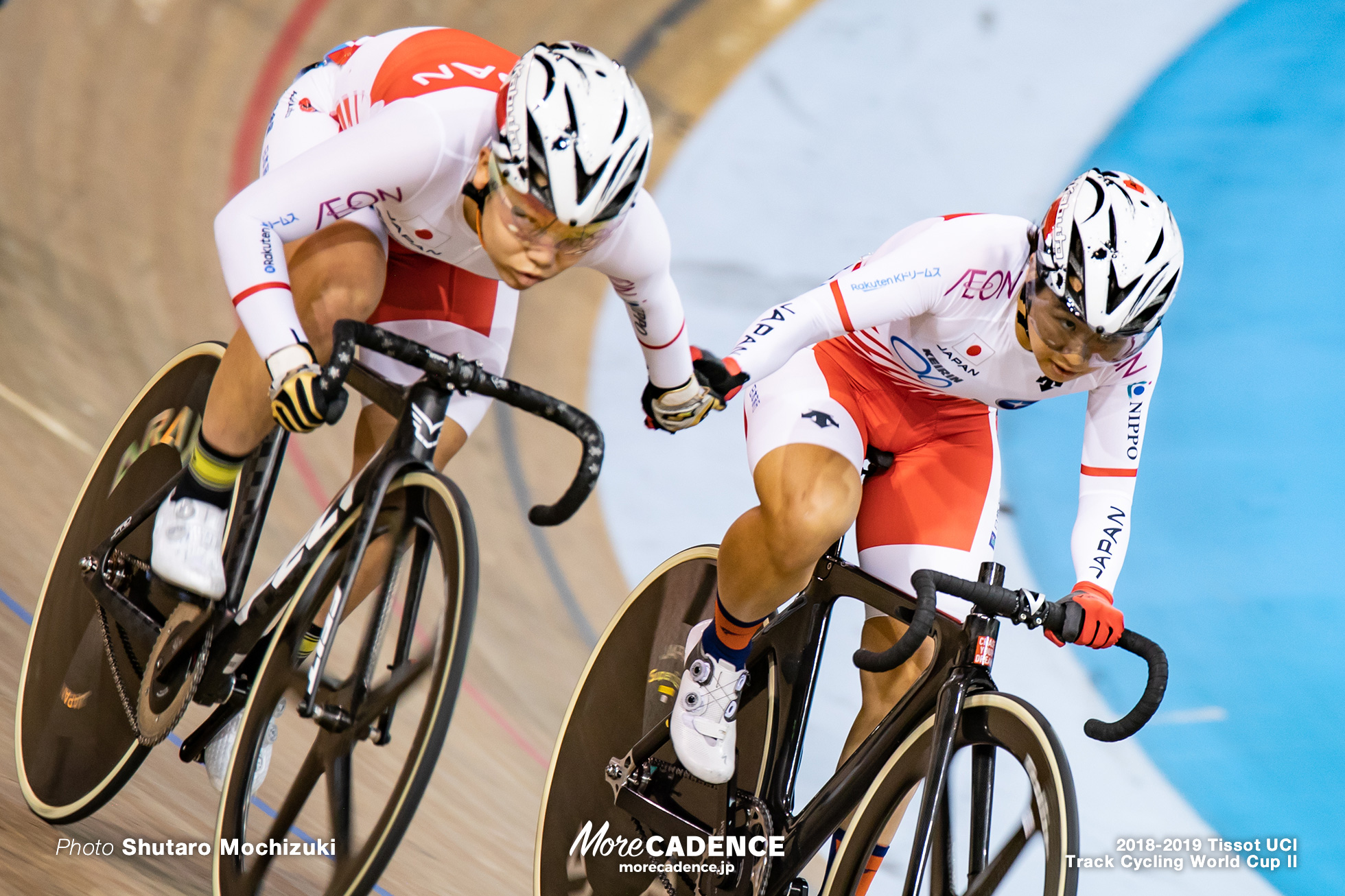 2018-2019 Tissot UCI Track Cycling World Cup II Women's Madison