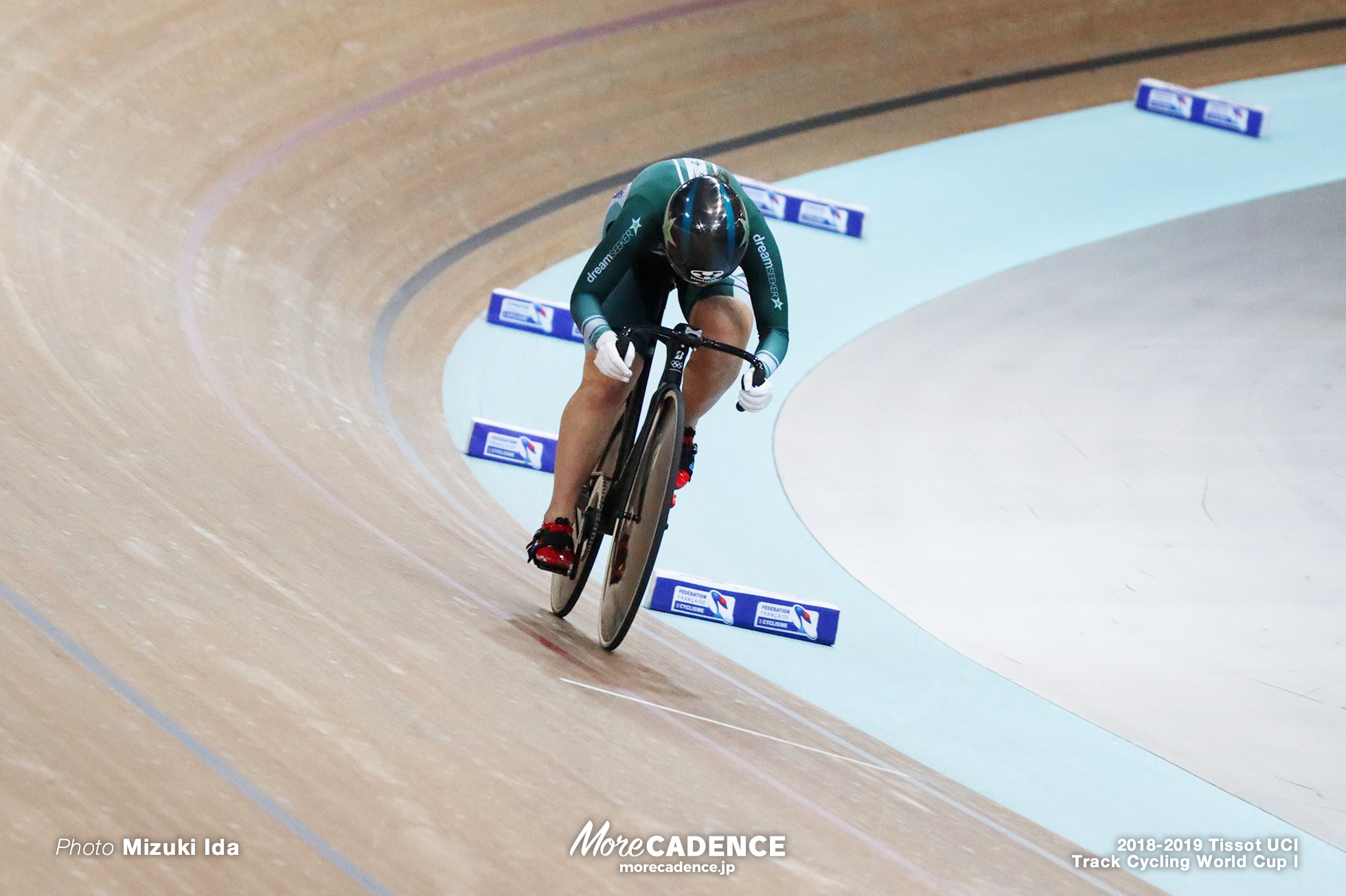 2018-2019 TRACK CYCLING WORLD CUP I Women's Sprint
