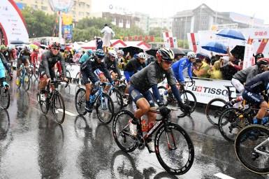 ステージ6・豪雨の中、最終ステージ完走。オフシーズンへ/Team ユキヤ通信 2018 №52 Tour of Guangxi (2.UWT)
