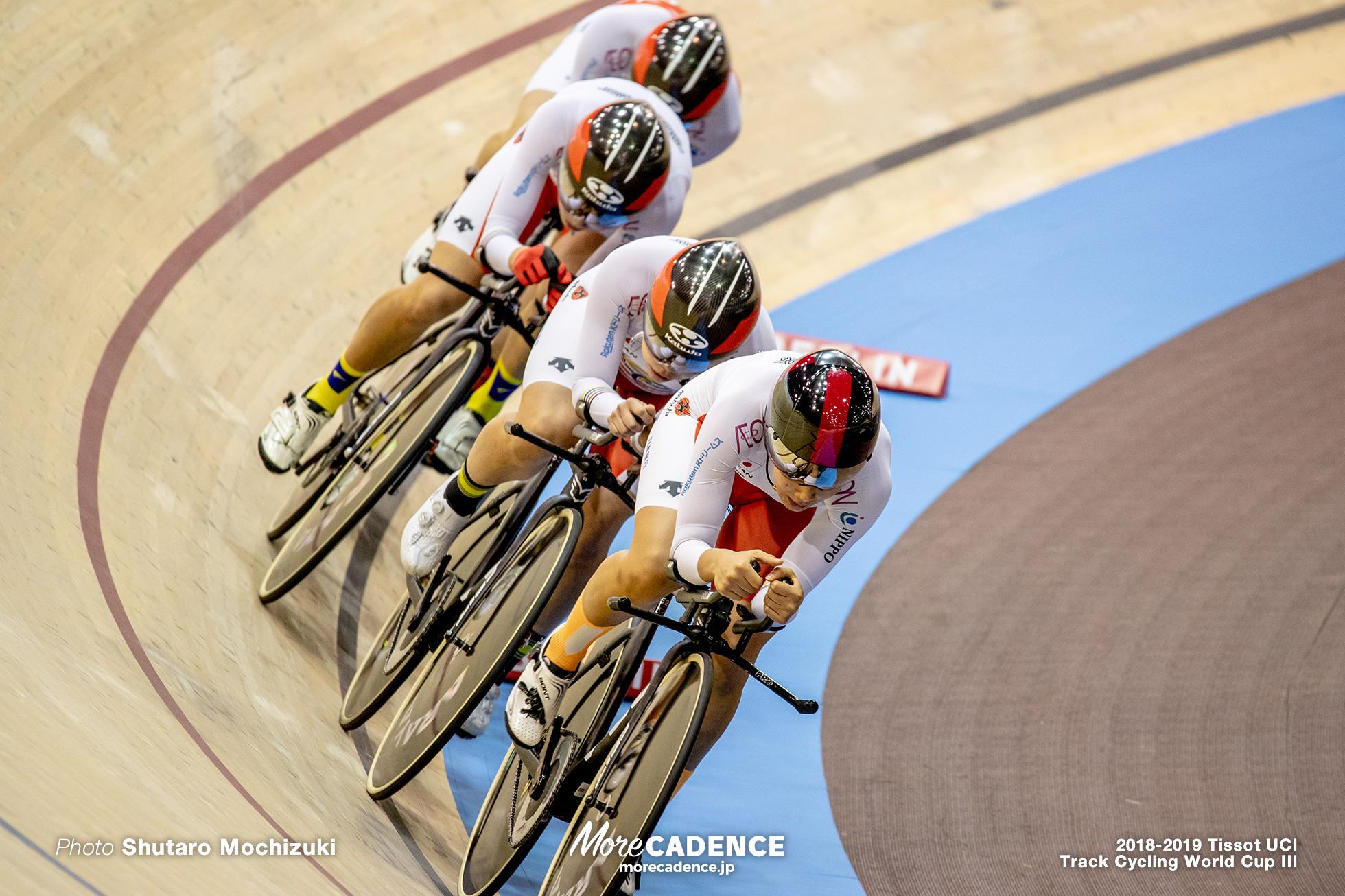 BEAT Cycling Club/Men's Team Sprint/2018-2019 Track Cycling World Cup III Berlin