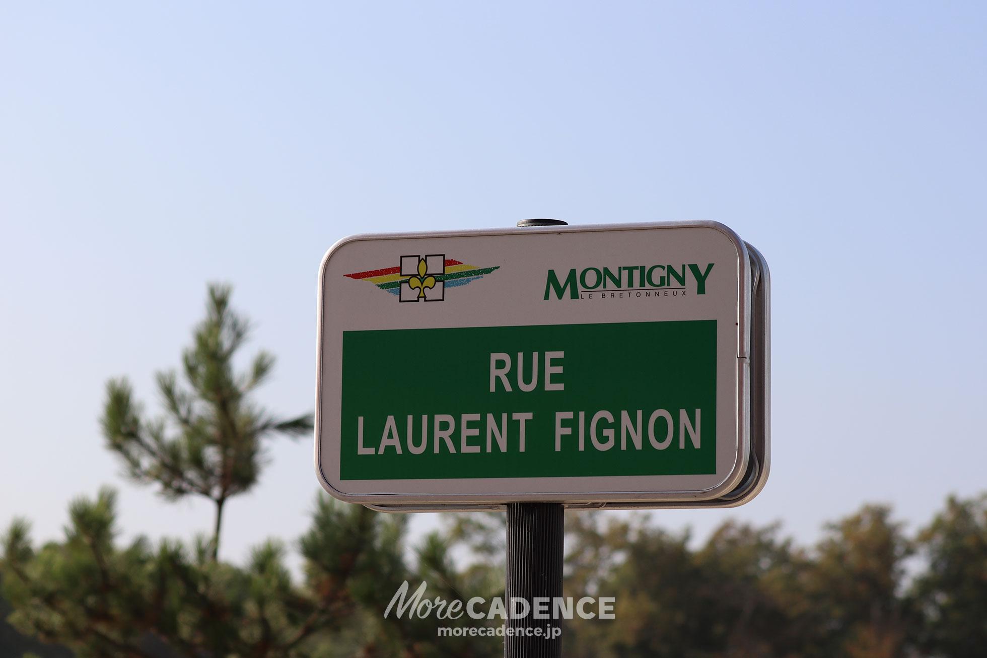 RUE LAURENT FIGNON