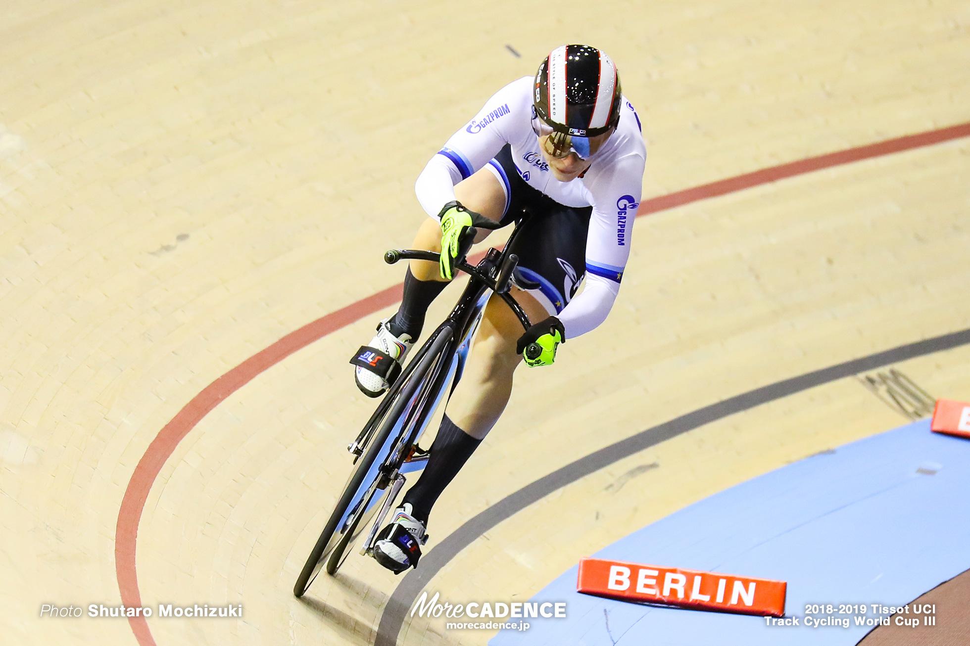 Women's 500mTT/Final/2018-2019 Track Cycling World Cup III Berlin