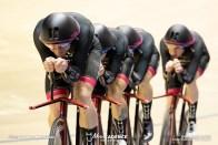 Men's Team Sprint/2018-2019 Track Cycling World Cup III Berlin