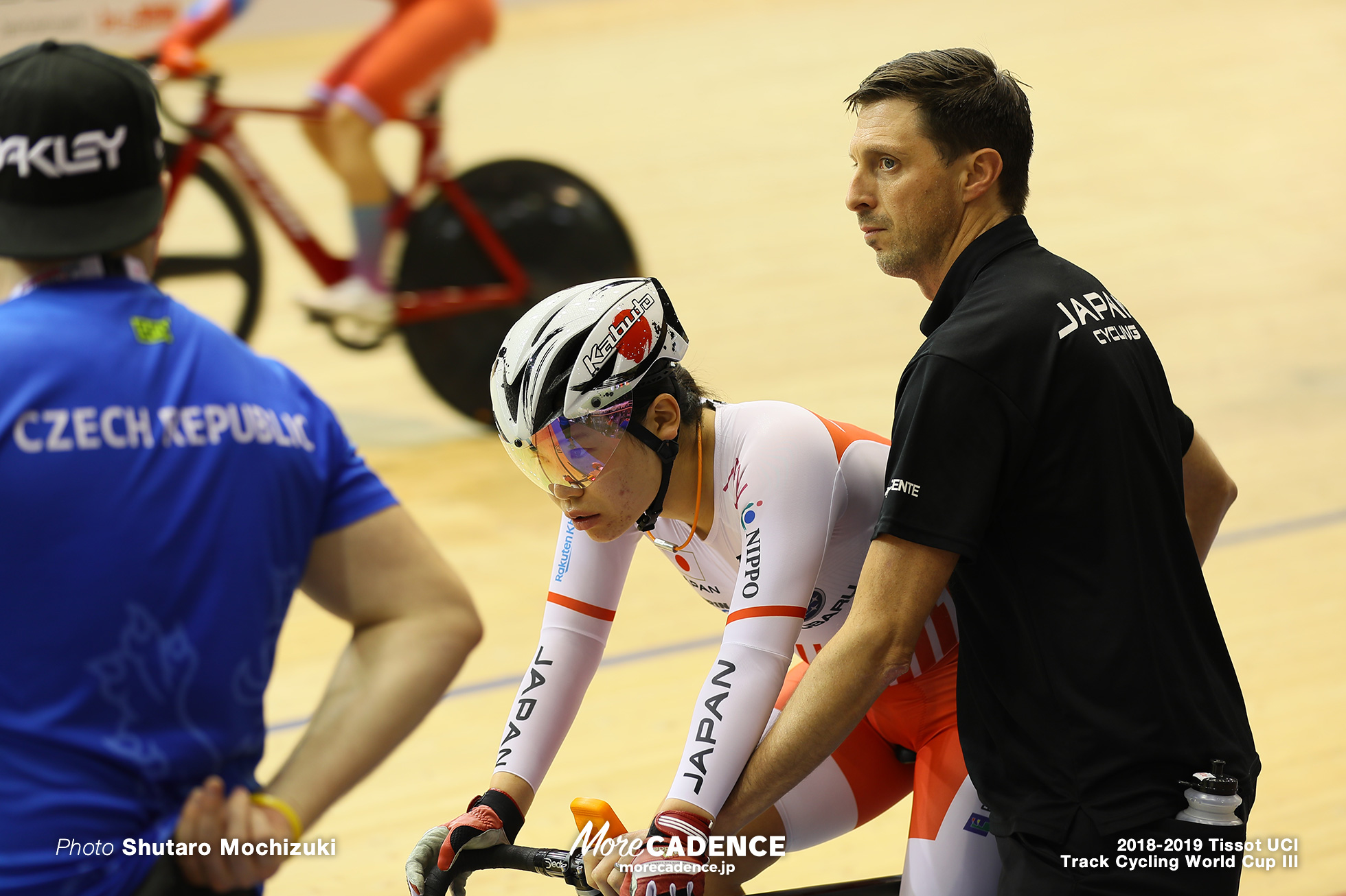 Women's Omnium - Elimination/2018-2019 Track Cycling World Cup III Berlin