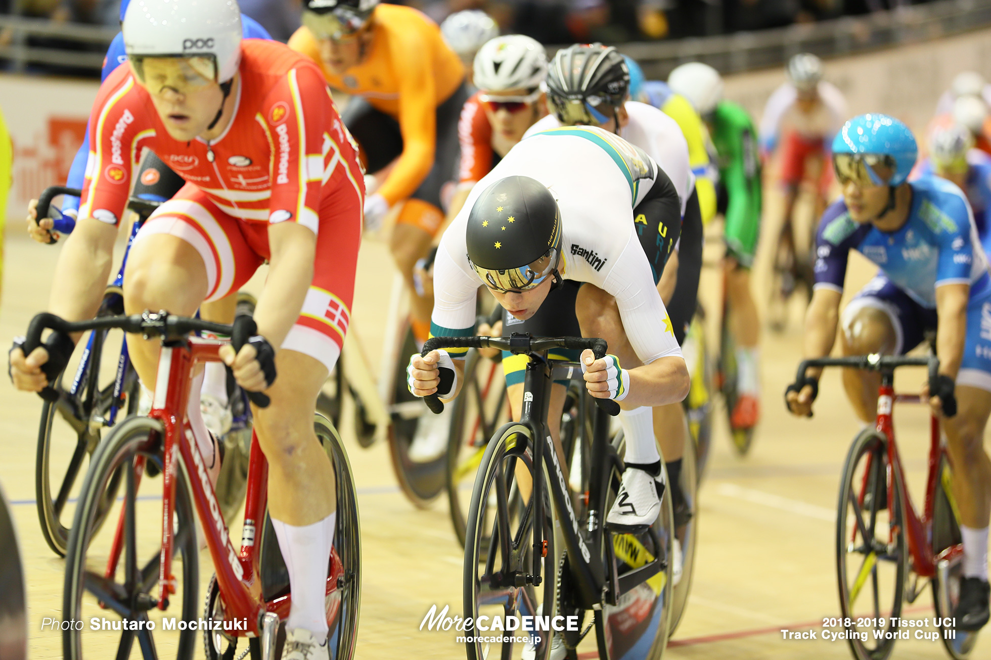 Men's Madison/2018-2019 Track Cycling World Cup III Berlin