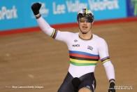 Men's Team Sprint/Final/2018-2019 Track Cycling World Cup IV London