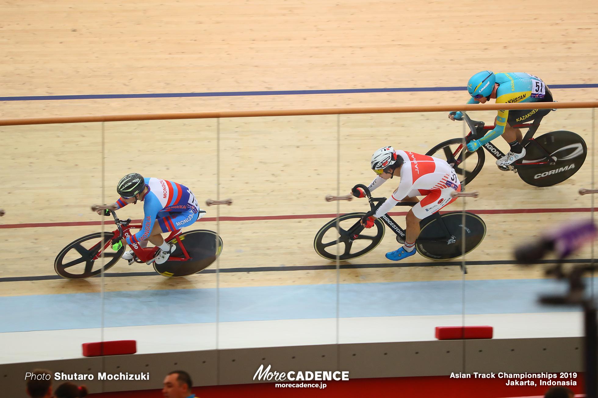 Men's Elite Omnium - Scratch Race / Asian Championships Track 2019 Jakarta