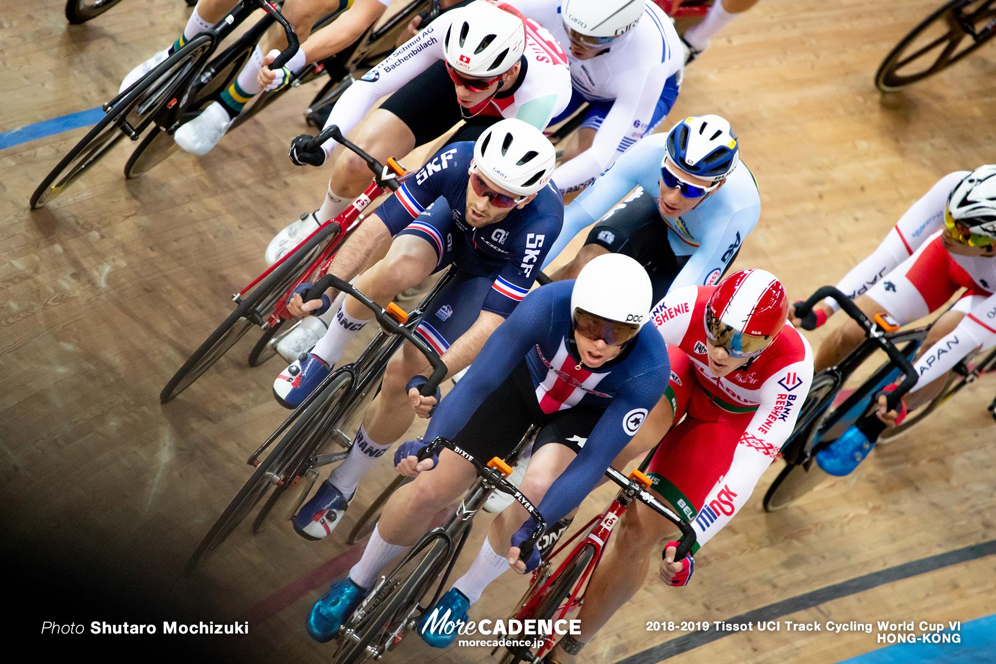 Ellimination / Men's Omnium / Track Cycling World Cup VI / Hong-Kong