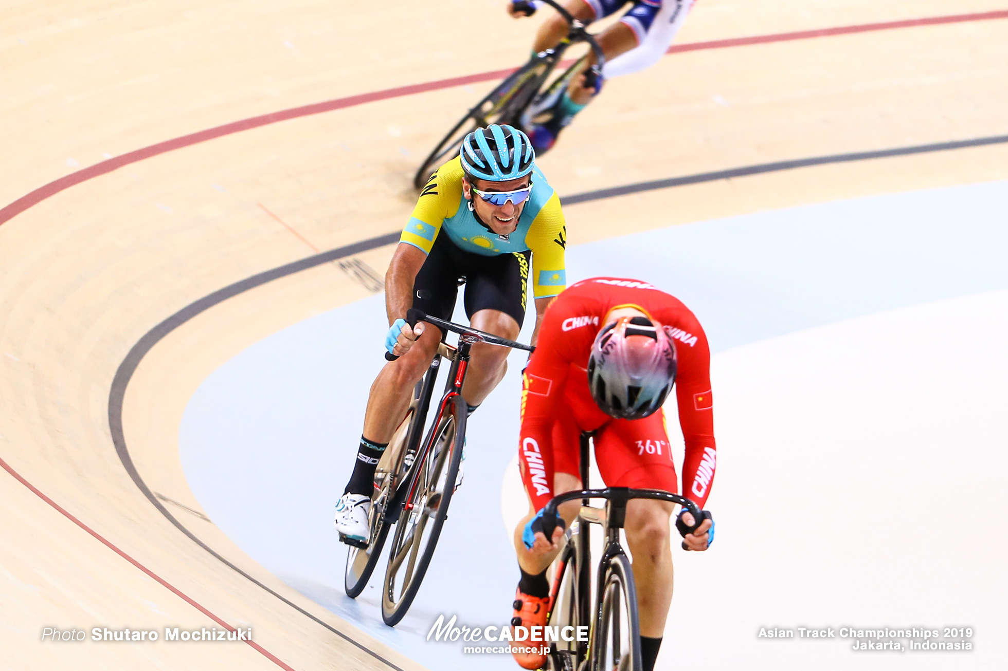 Men's Elite Omnium - Point Race / Asian Championships Track 2019 Jakarta