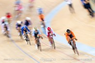 Madison / Men's Omnium / Track Cycling World Cup VI / Hong-Kong