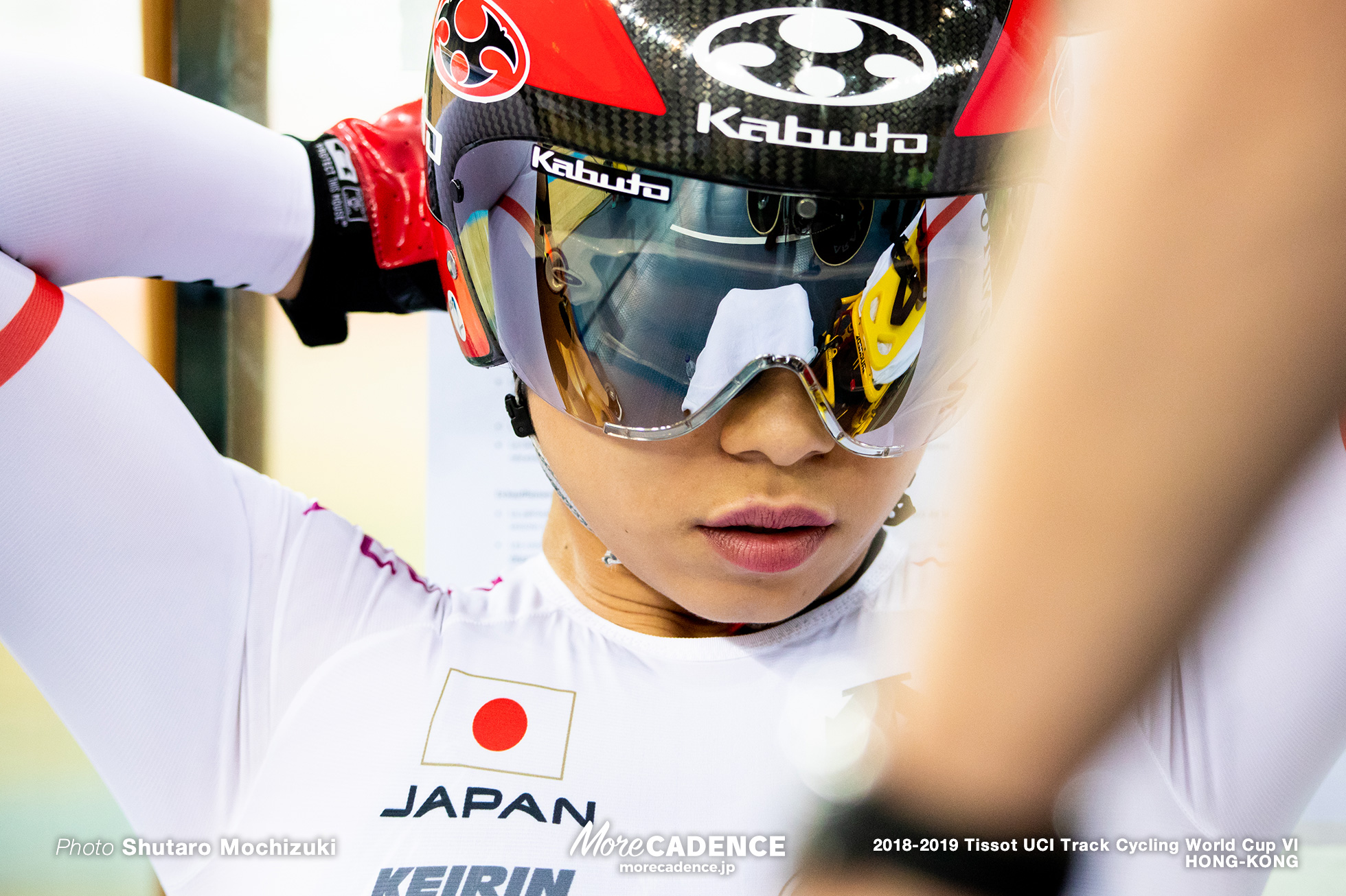 Qualifying / Women's Sprint / Track Cycling World Cup VI / Hong-Kong