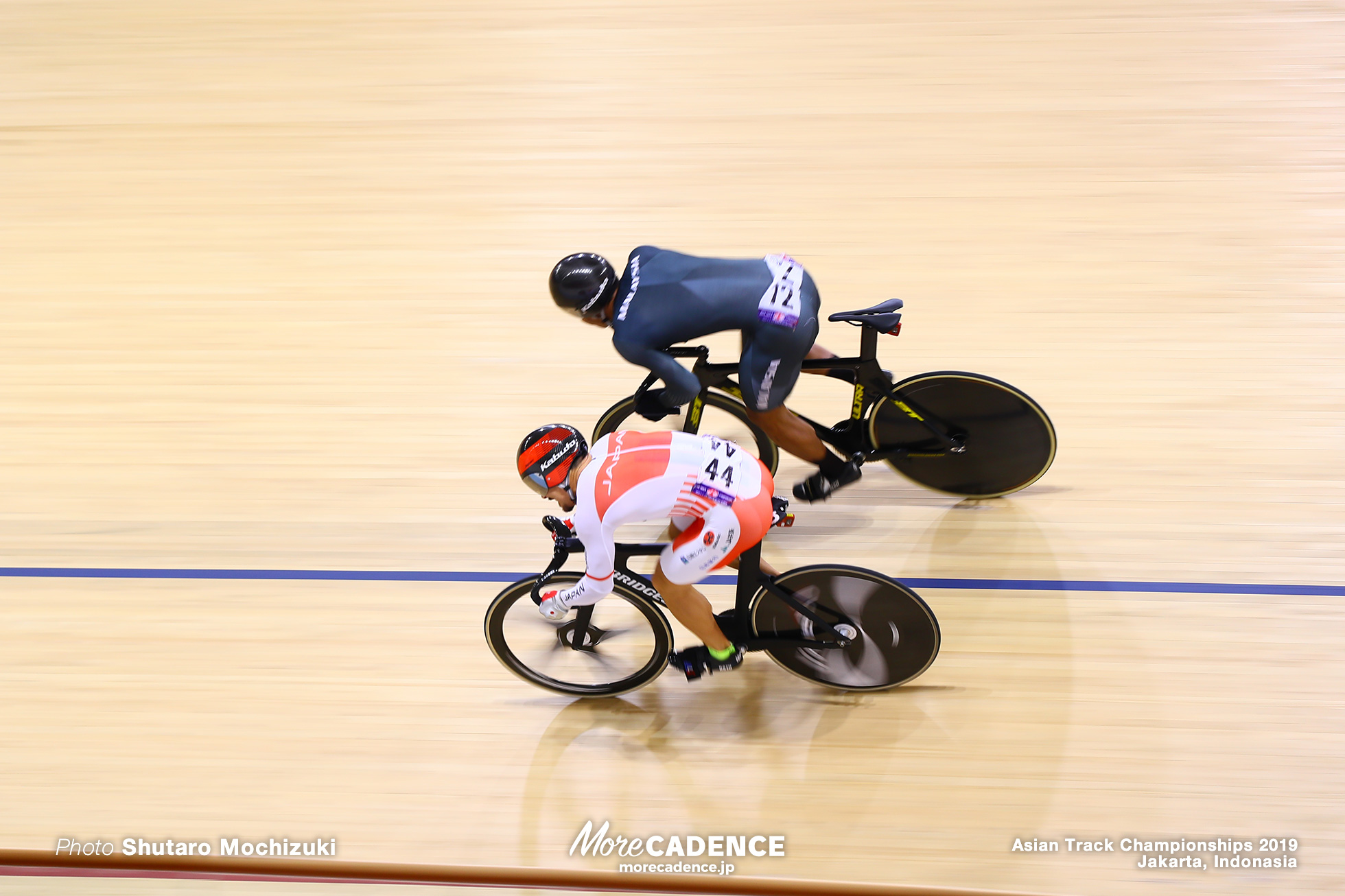 Final for Bronze / Men's Elite Sprint / Asian Championships Track 2019 Jakarta