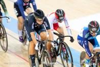 Semi Final / Women's Keirin / Track Cycling World Cup VI / Hong-Kong