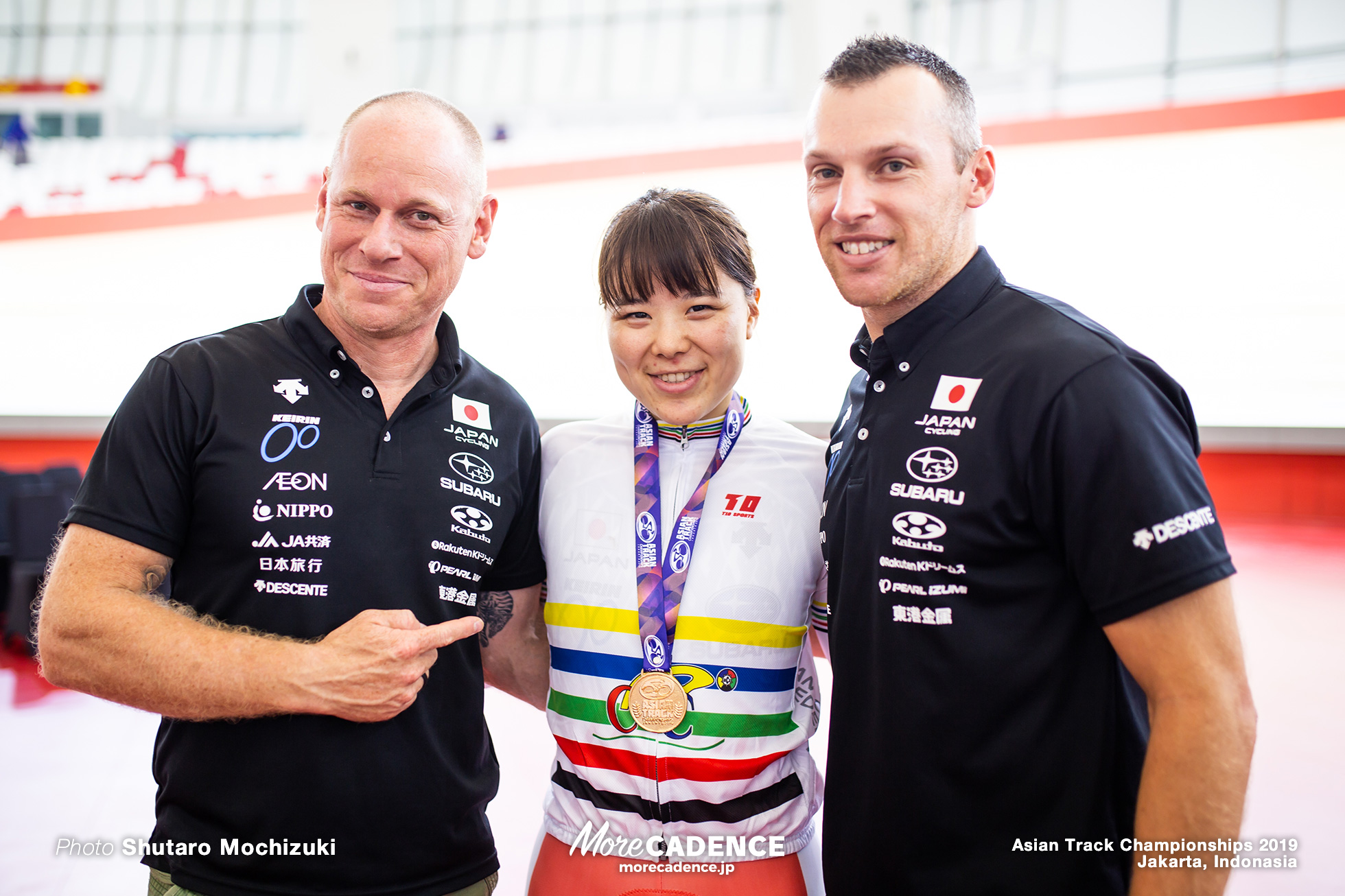 Final / Women's Elite Keirin / Asian Championships Track 2019 Jakarta