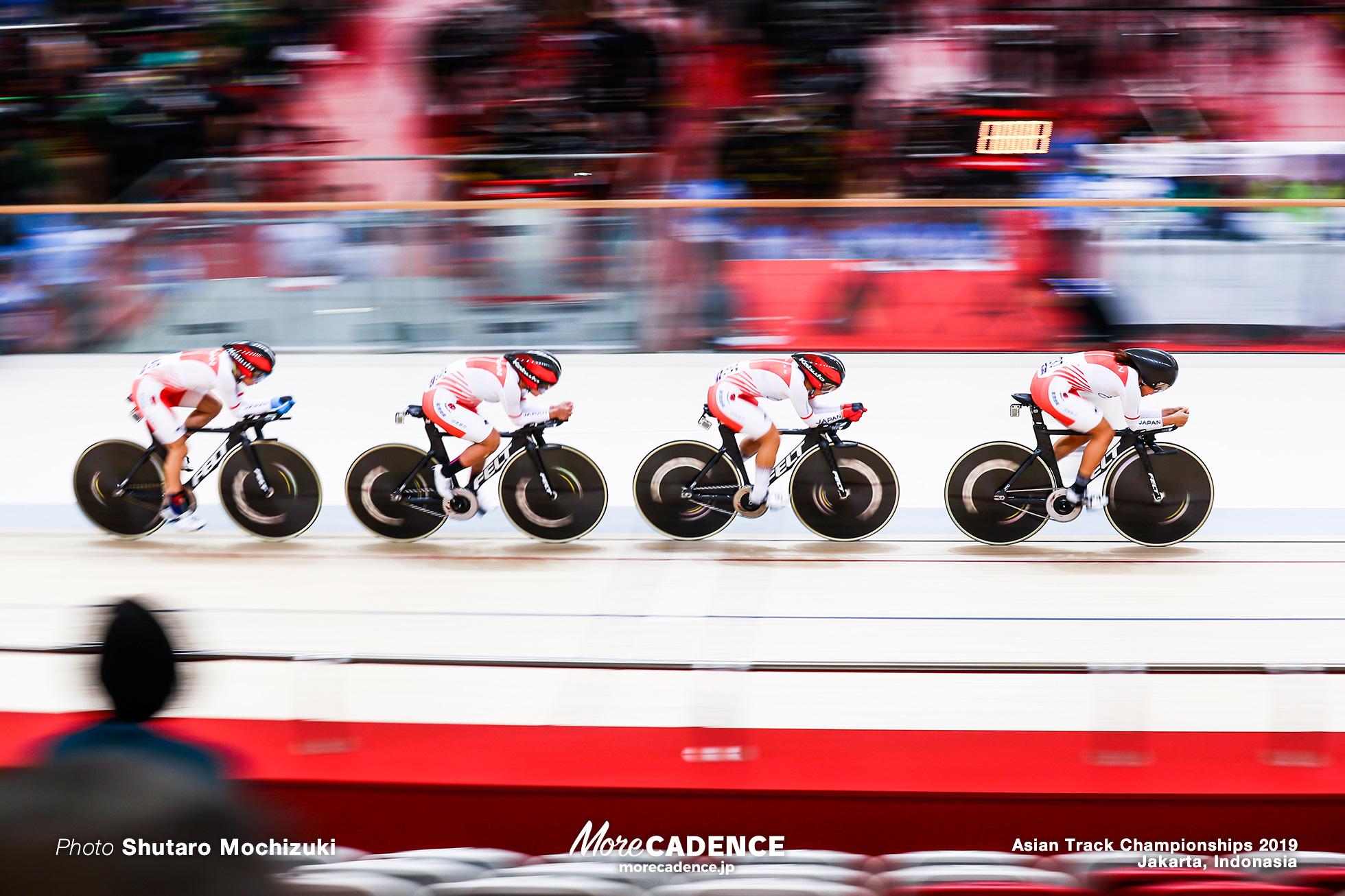 Women's Elite Team Pursuit / Asian Championships Track 2019 Jakarta