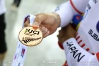 新田祐大 / Men's Keirin / Track Cycling World Cup V / Cambridge, New Zealand