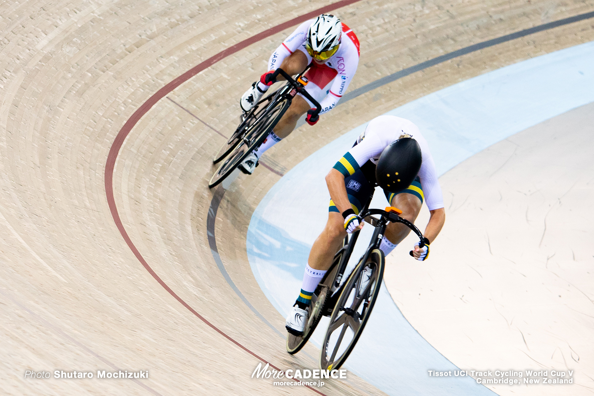 Elimination / Women's Omnium / Track Cycling World Cup V / Cambridge, New Zealand