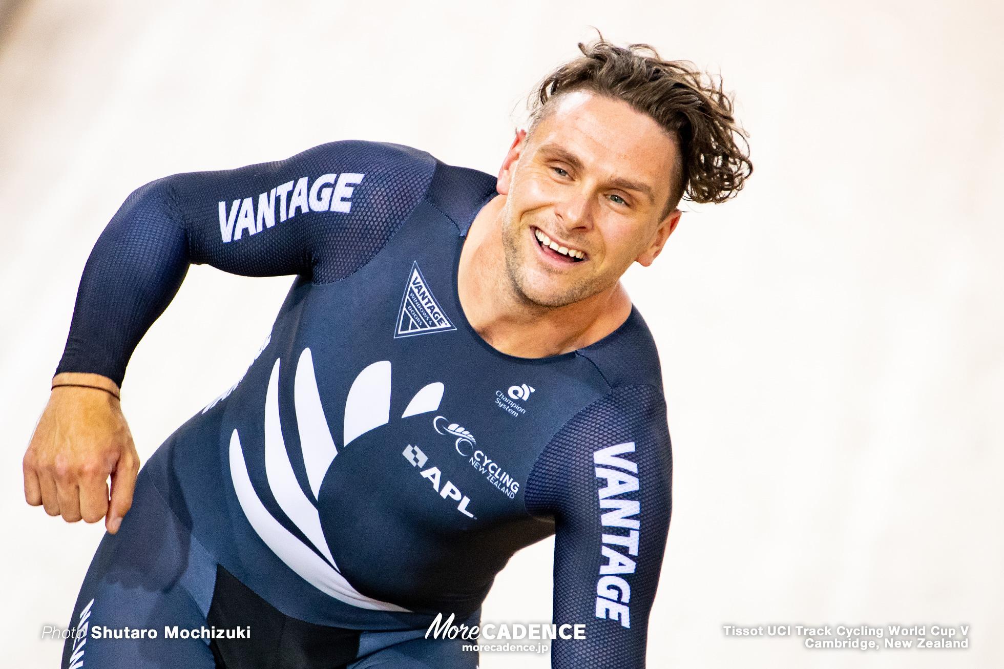 Edward Dawkins / Men's Keirin / Track Cycling World Cup V / Cambridge, New Zealand