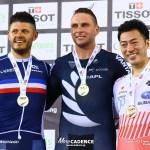 【レースレポート】新田祐大がケイリンで銅メダル獲得/2018-19トラックワールドカップ第5戦