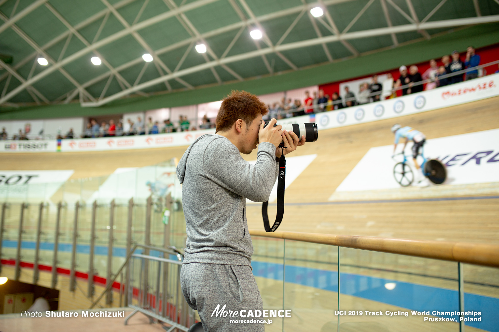 Men's Madison / 2019 Track Cycling World Championships Pruszków, Poland