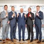日本の競輪へおかえり!ケイリン世界王者のブフリら7名の外国人選手が来日会見
