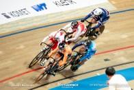Women's Keirin 1st Round / 2019 Track Cycling World Championships Pruszków, Poland