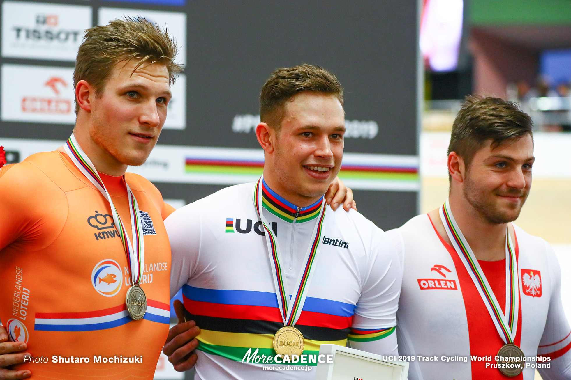 Men's Sprint Final / 2019 Track Cycling World Championships Pruszków, Poland