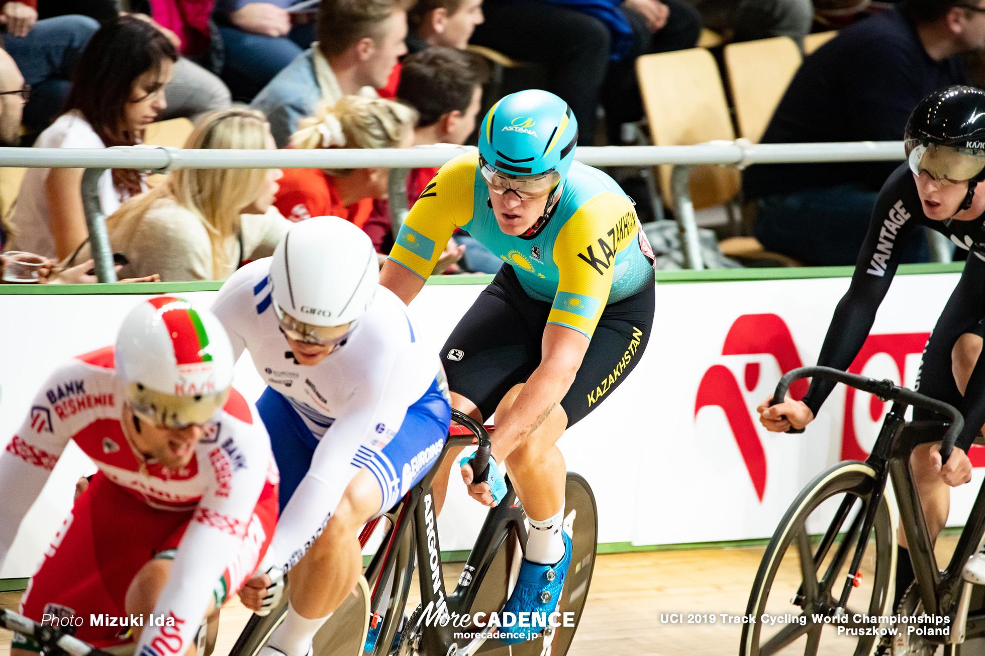 Men's Scratch Race / 2019 Track Cycling World Championships Pruszków, Poland