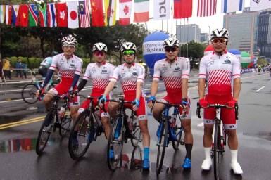 第1目標は「安全にトップとタイム差なしでゴールすること」/TOUR DE TAIWAN 第1ステージ
