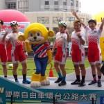 個人総合で増田16位に上昇/TOUR DE TAIWAN 第4ステージ