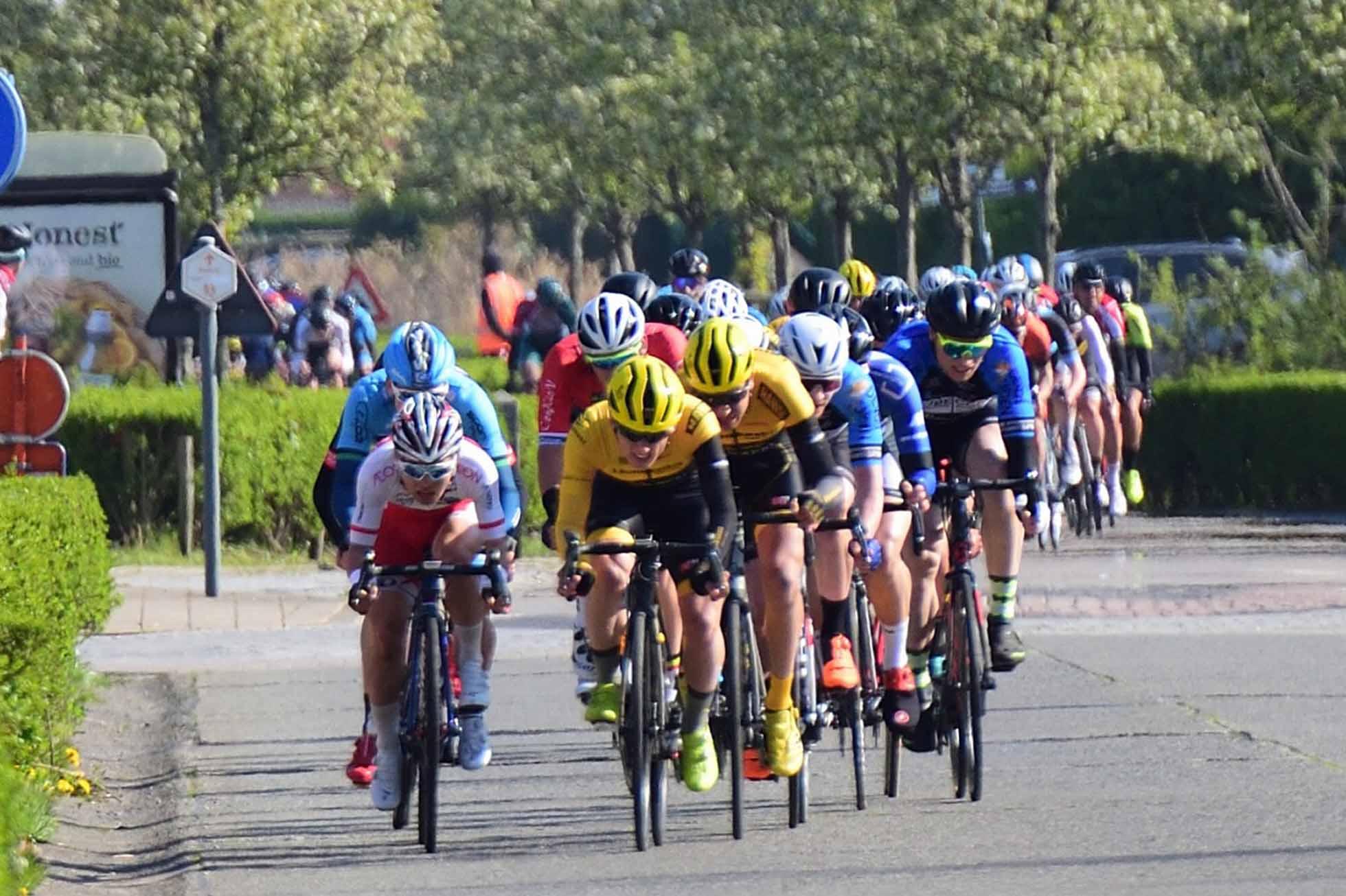 Bredene U23 欧州ベルギー遠征第8戦