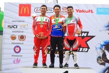 日本代表が3カテゴリーでアジア王者に/2019年アジアBMX選手権大会