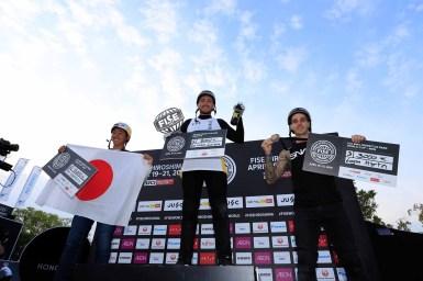 中村輪夢2位!/BMXフリースタイル・パーク ワールドカップ