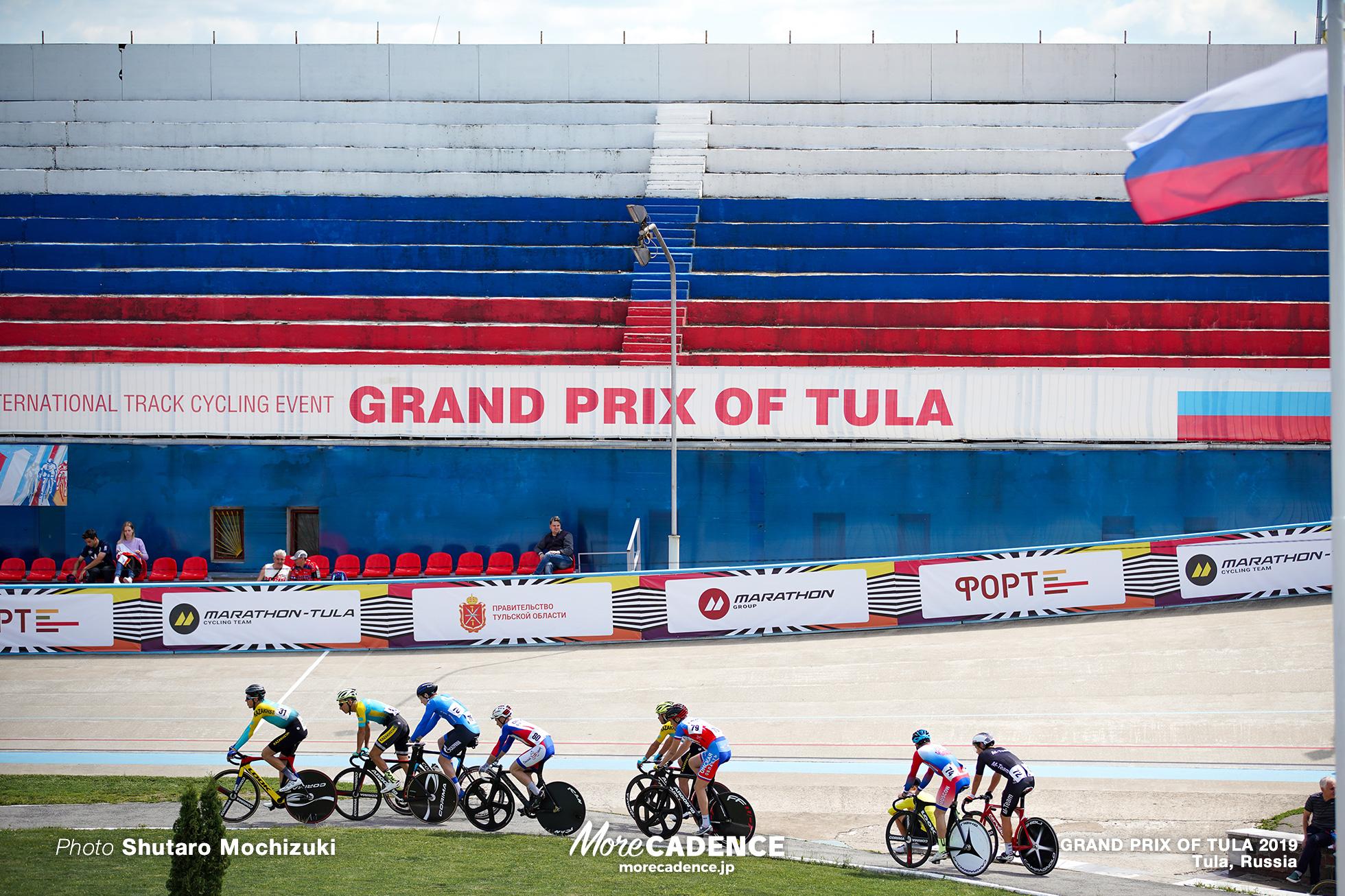 Men Keirin 1st Round / GRAND PRIX OF TULA 2019