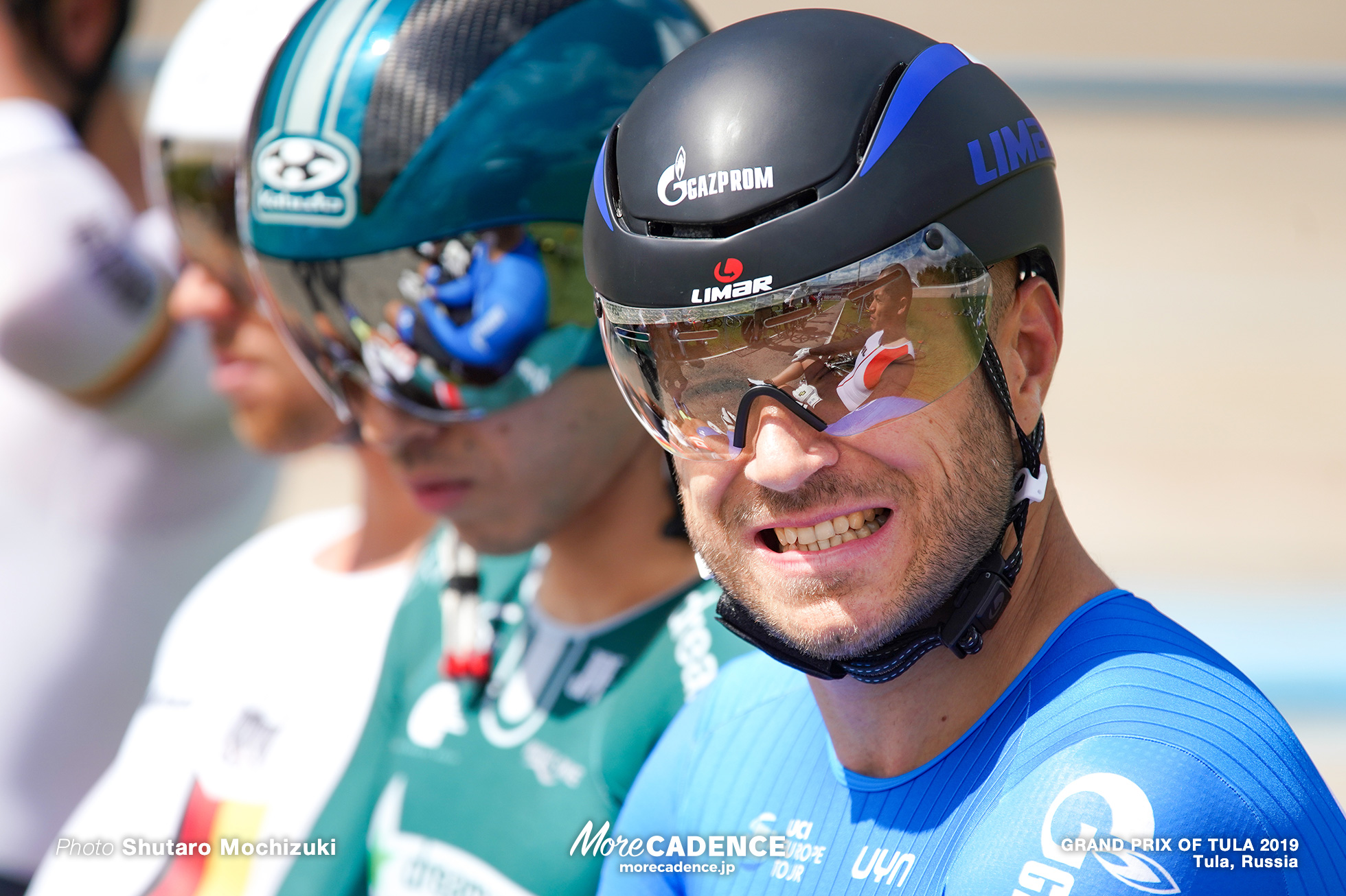 Men Keirin 1/4 finals Rep. / GRAND PRIX OF TULA 2019