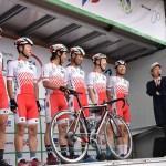日本最大のステージレースが開幕、ナショナルチームはU23の若い力で世界へ挑む/TOUR OF JAPAN 第1ステージ