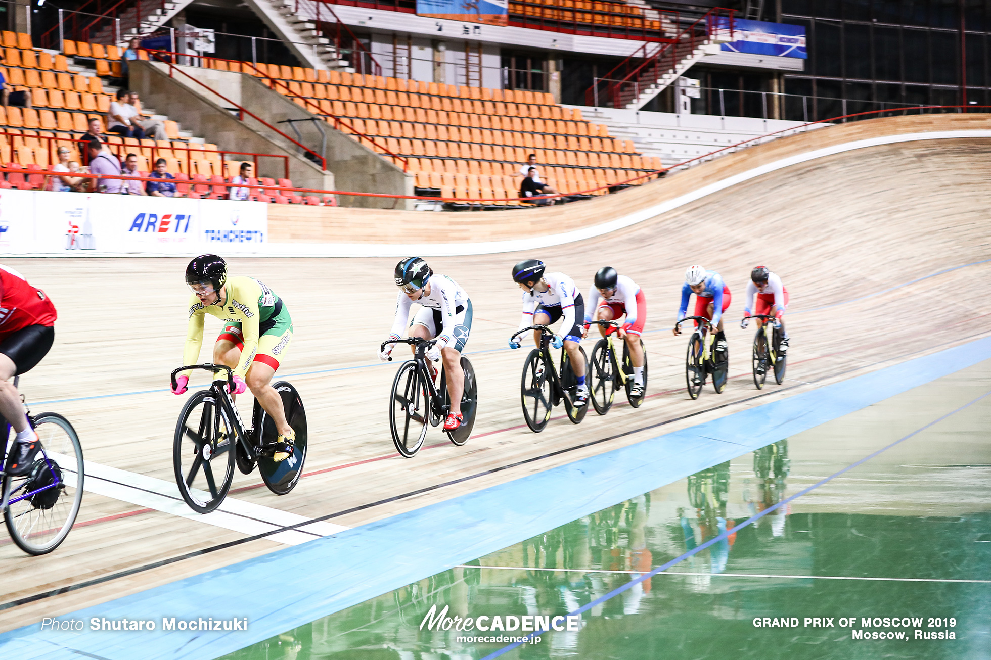 Final / Women's Keirin / GRAND PRIX OF MOSCOW 2019