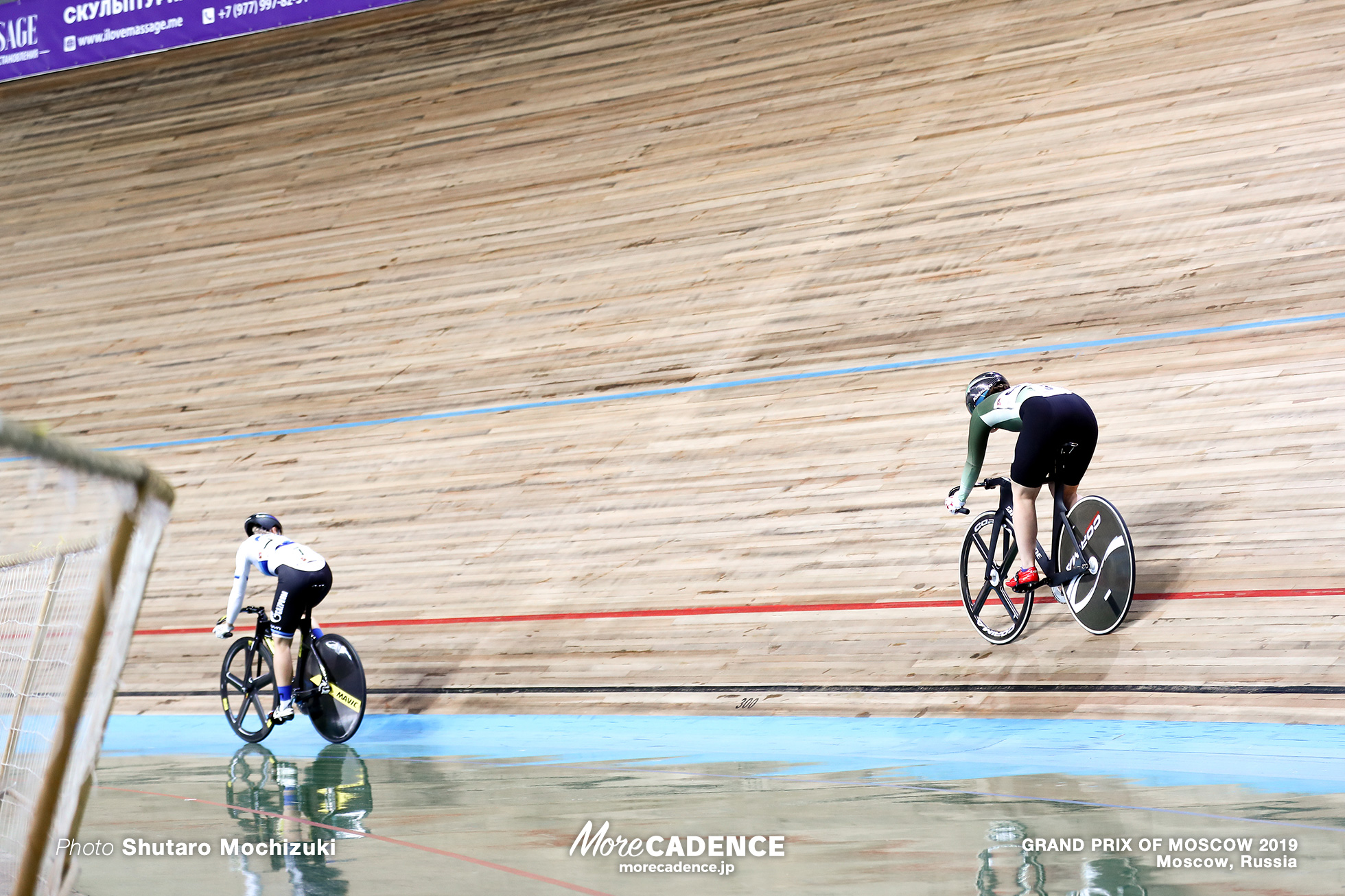 Final / Women's Sprint / GRAND PRIX OF MOSCOW 2019