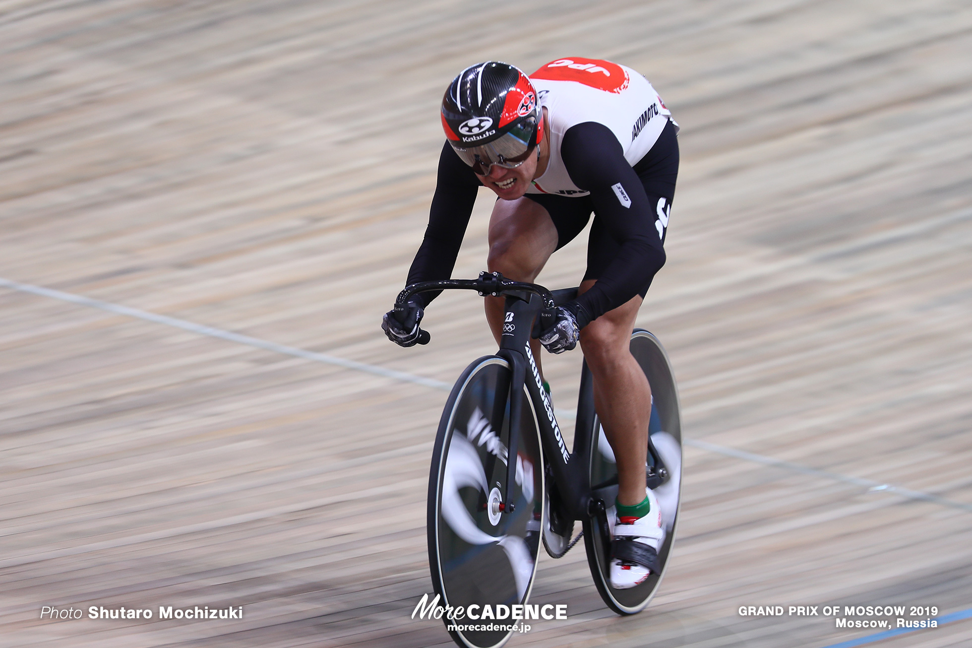 Qualifying / Men's Sprint / GRAND PRIX OF MOSCOW 2019