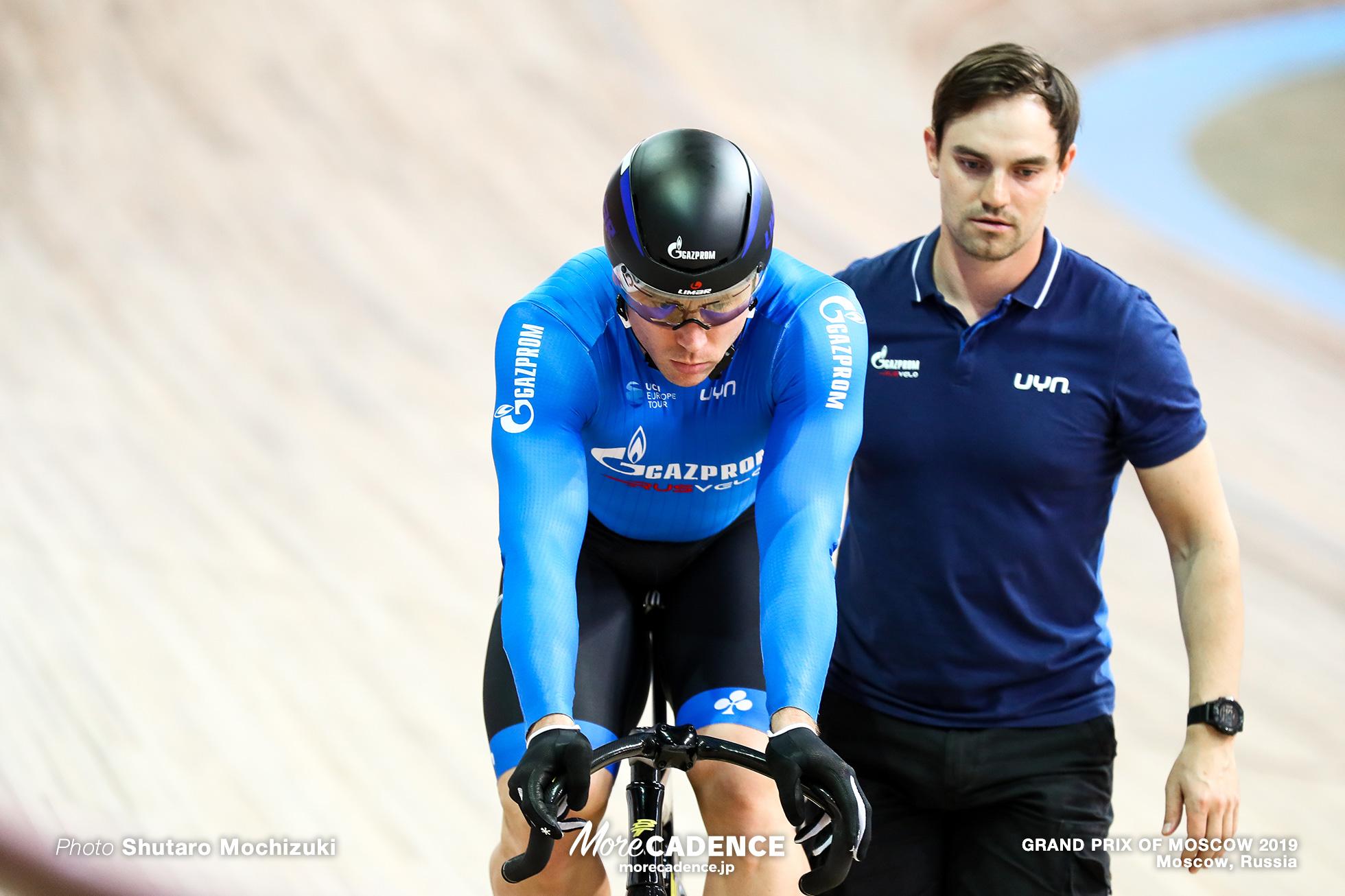 1/8 Finals Repechage / Men's Sprint / GRAND PRIX OF MOSCOW 2019