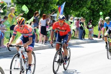 快調な走り、調子を上げる新城/TEAM ユキヤ通信 2019 №14 Tour of Slovenia Stage2