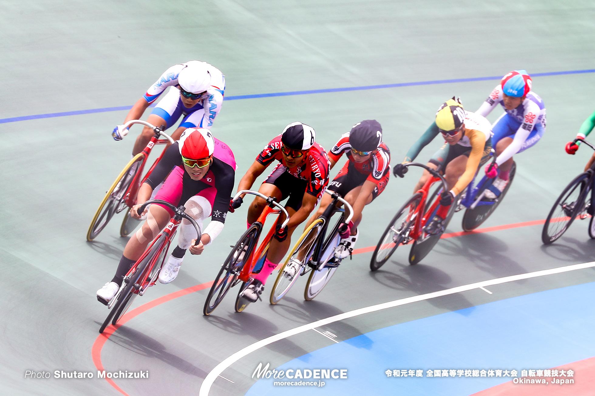 男子4km速度競争 / インターハイ2019