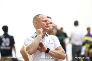 課題は達成も「金メダル無い、ヤバイ」ブノワ・ベトゥ短距離ヘッドコーチ/2019-2020トラックワールドカップ第3戦香港