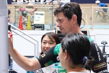 元世界王者ジャネラス氏によるマディソン短期合宿を実施、日本チームの現状とオリンピックメダルの可能性は?