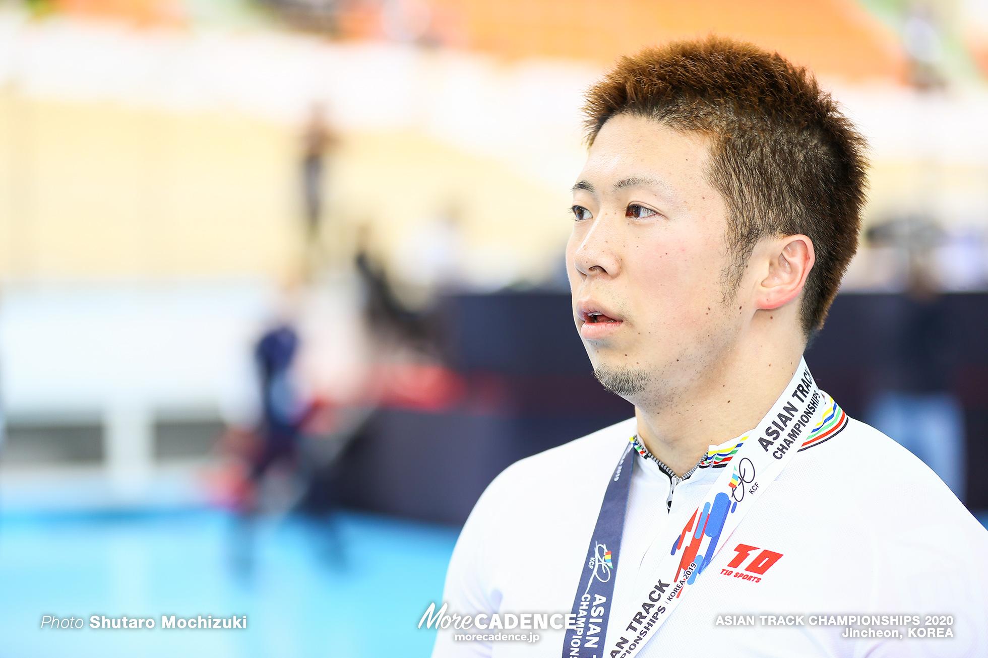 Awarding Ceremony / Men Elite Team Sprint / ASIAN TRACK CHAMPIONSHIPS 2020