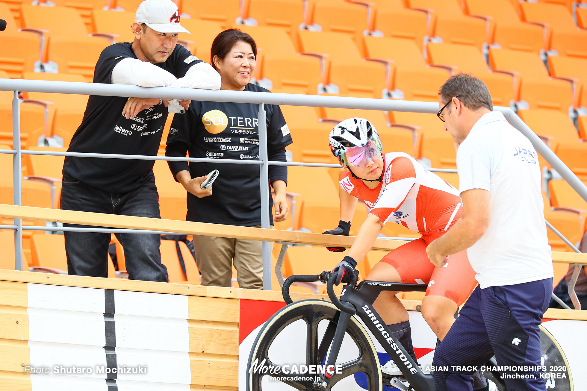 Scratch Race / Women Omnium / ASIAN TRACK CHAMPIONSHIPS 2020