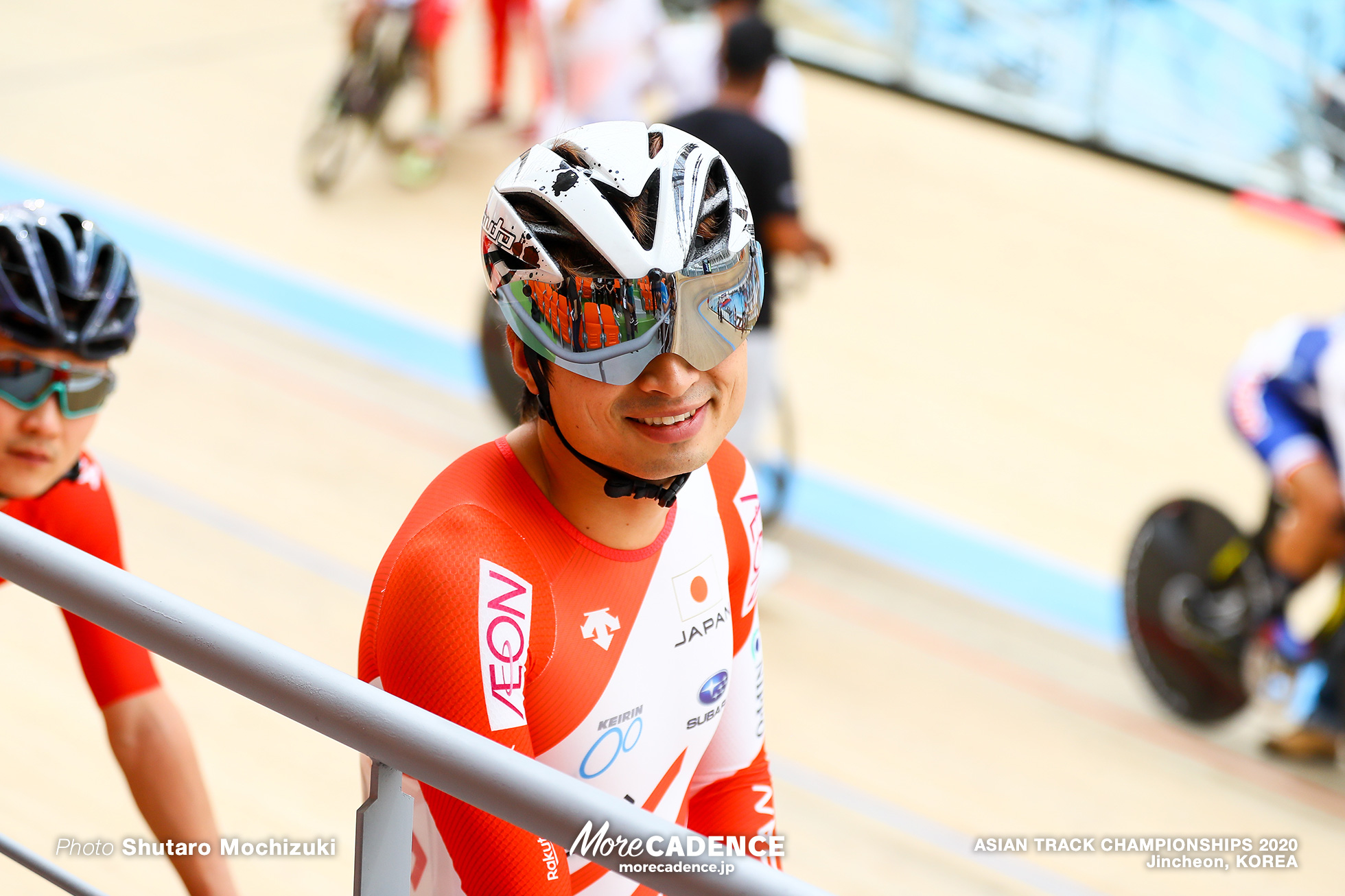 Scratch Race / Men Omnium / ASIAN TRACK CHAMPIONSHIPS 2020