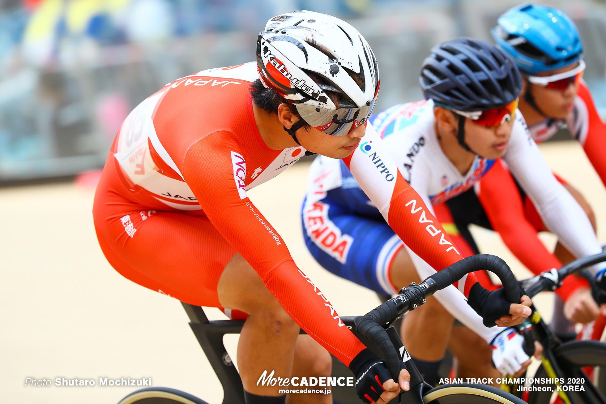 Scratch Race / Men Omnium / ASIAN TRACK CHAMPIONSHIPS 2020