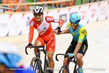 【速報】橋本英也が3連覇、自身4度目のアジア王者に/男子オムニアム・アジア選手権トラック2020